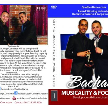 Bachata-Musicality-Footwork