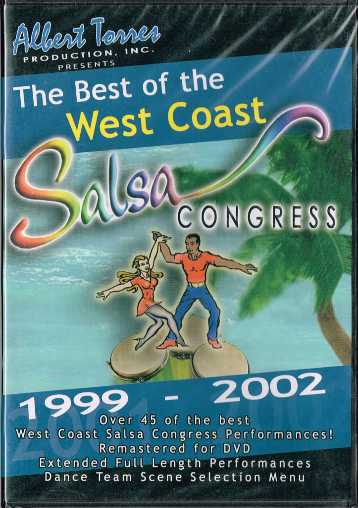 DVD the best of west coast