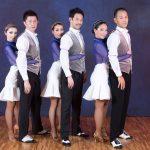 OFAFO dancers 第215回 SALSA HOTLINE NIGHT(サルホナイト)
