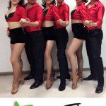 Alma Tokyo Bachata Trining Team