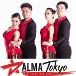 AlmaTokyo Salsa Intermediate Team