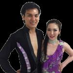Haru&Yohei 第14回 日本サルサダンスコンペティション on2部門