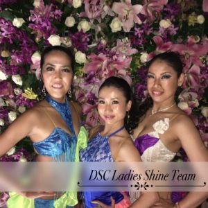 DSC Ladies Shine Team
