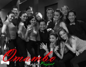 Omambo Japan Project (Challenge pair team)