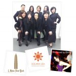 Solara, 1 Spice New York Company Singers