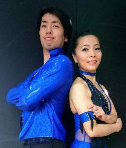 HIROSHI&RIE 第15回日本ラテンダンスコンペティション サルサOn1ペア