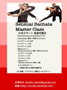Korke & Judith SensualBachata Master クラス