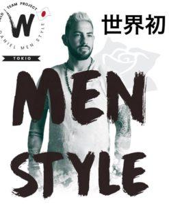 Daniel Men's Style Team Tokyo