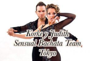 Korke & Judith Sensual Bachata Team Tokyo