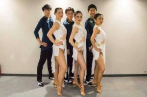 team LA BOMBA dance company