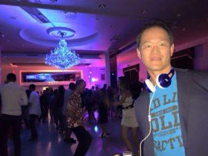 DJ Blue サルホマンボナイト