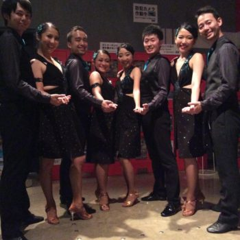 Dance Team La Paloma (2015.11.28[sat]SALSA HOTLINE NIGHT[サルホナイト出演])