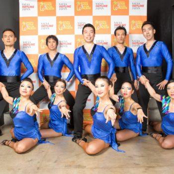 Los Valientes Tokyo 第214回 SALSA HOTLINE NIGHT(サルホナイト)