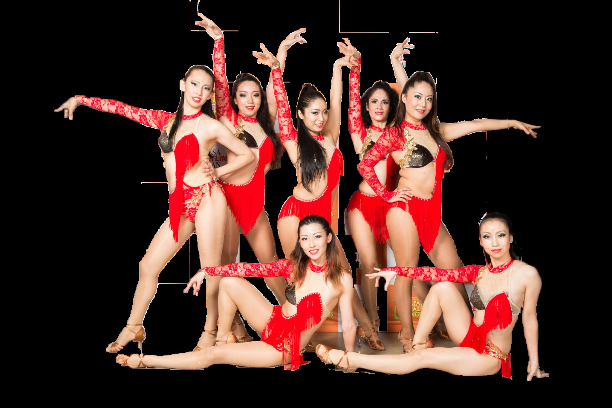 Bomba Latina Las Chicas