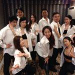 SHU&YOU SensualBachata本科クラス生 第221回 SALSA HOTLINE NIGHT(サルホナイト)