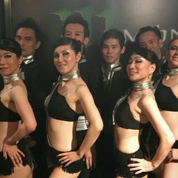 Los Valientes 東京 / 第224回 Salsa Hotline Night(サルホナイト)出演
