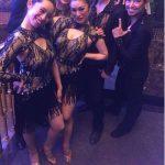 AlmaTokyo Bachata Intermediate Team  第221回 SALSA HOTLINE NIGHT(サルホナイト)