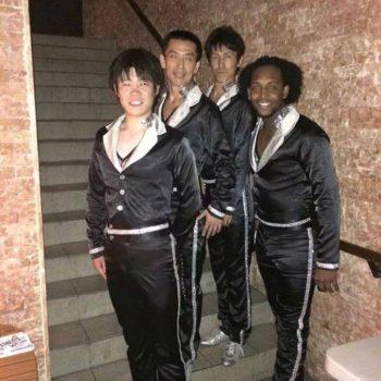 Cali rumba Japon Men's Team