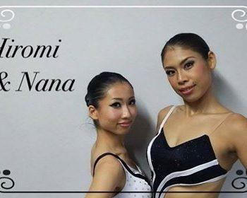 Hiromi & Nana