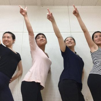 ELEGGUA Dance School Lady's Styling and Movement Class 第220回Salsa Hotline Night (サルホナイト)