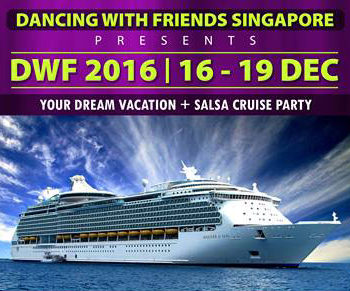 DWF (DANCING WITH FRIENDS SINGAPORE) 2016
