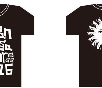 鈴木様 Japan Salsa Congress (ジャパンサルサコングレス) 2016 Tシャツコンテスト