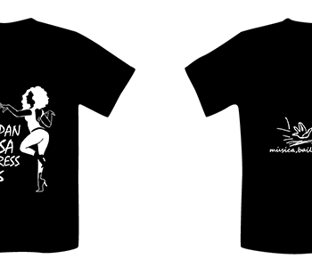 田名部様 Japan Salsa Congress (ジャパンサルサコングレス) 2016 Tシャツコンテスト