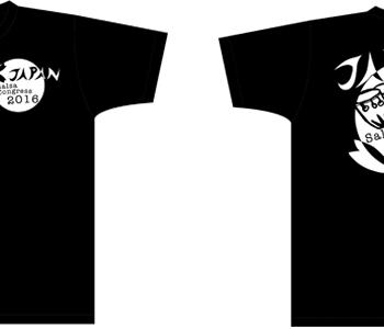 林様 Japan Salsa Congress (ジャパンサルサコングレス) 2016 Tシャツコンテスト