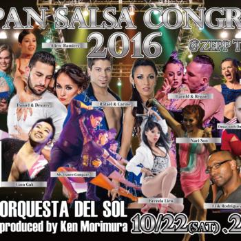 Japan Salsa Congress 2016