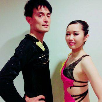 心 & いずみ 第15回日本ラテンダンスコンペティション サルサOn2ペア