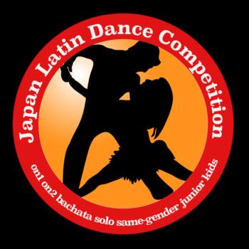 日本ラテンダンスコンペティション 2017 ロゴ