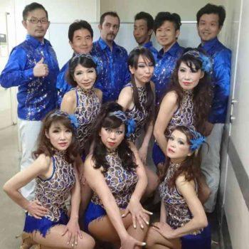 I-nfinity 第15回日本ラテンダンスコンペティション バチャータチーム