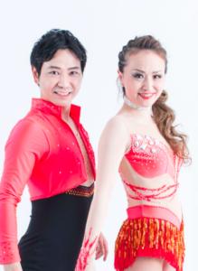 k-sk&naomi 第15回日本ラテンダンスコンペティション サルサOn2ペア
