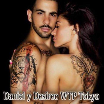 Daniel_Desiree WTP Tokyo