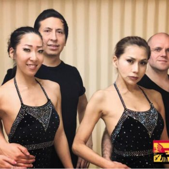 E O DANCE PROJECT KIZOMBA TEAM