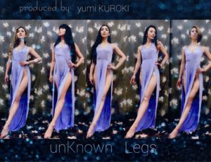 unKnown legs +yumi KUROKI