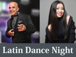 ■ 【Latin Dance Night】 Jimmy Bosch y Sexteto de Otro Mundo@Satin Doll ゲストダンサー YUKO BOSCH