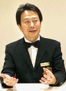 ナンジャタウン総支配人 毛塚さん