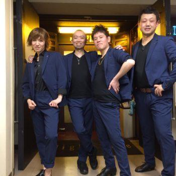 HIDE's Men's Shine Team01