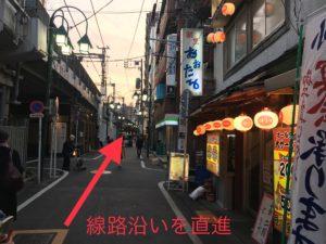 STUDIO MAJOR (中目黒)へのアクセス03